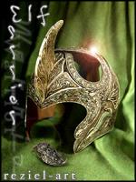 elf warrior by reziel