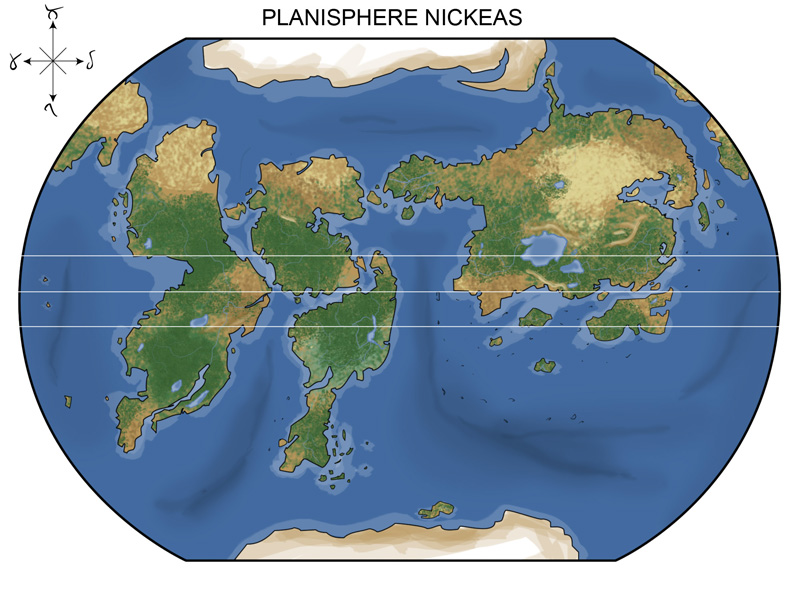 Planisphere Nickeas by princesszelee