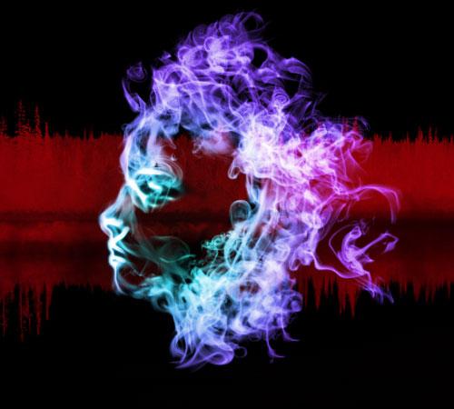... Purple Noise .... by Elleae