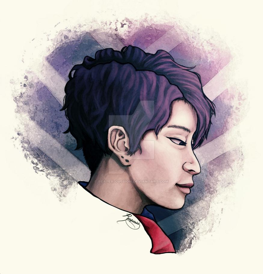 Amber Liu by Reaper-cussion