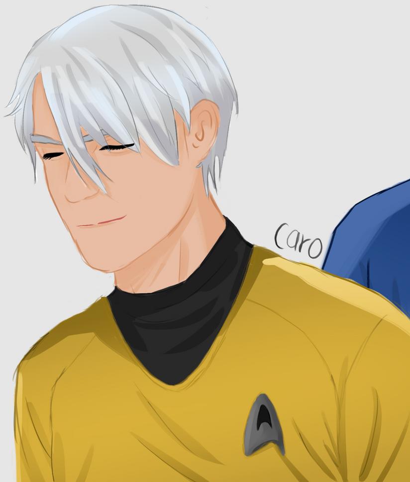 Star Trek Viktor by princejinkis