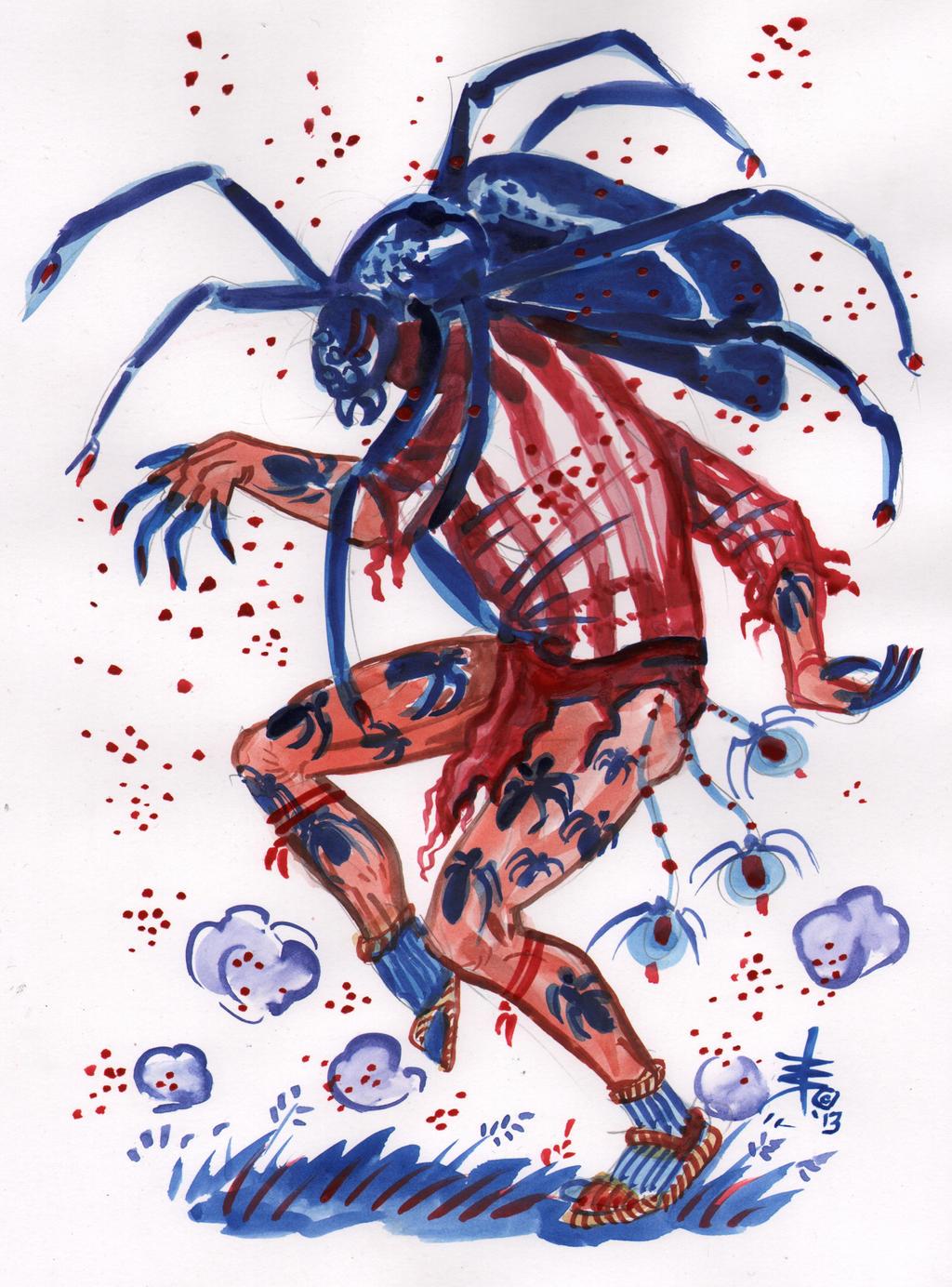 He spider donna forex