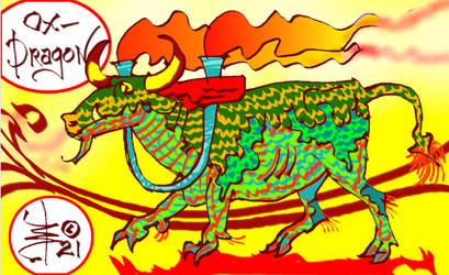 Ox Dragon 2021