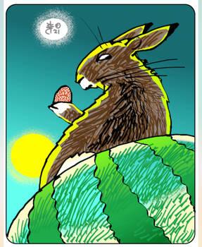 Judgy Bunny