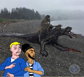 Driftwood Kaiju