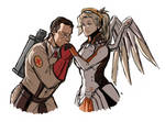 Medic and Mercy