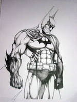 Batman Turner Style 1 by ESO2001