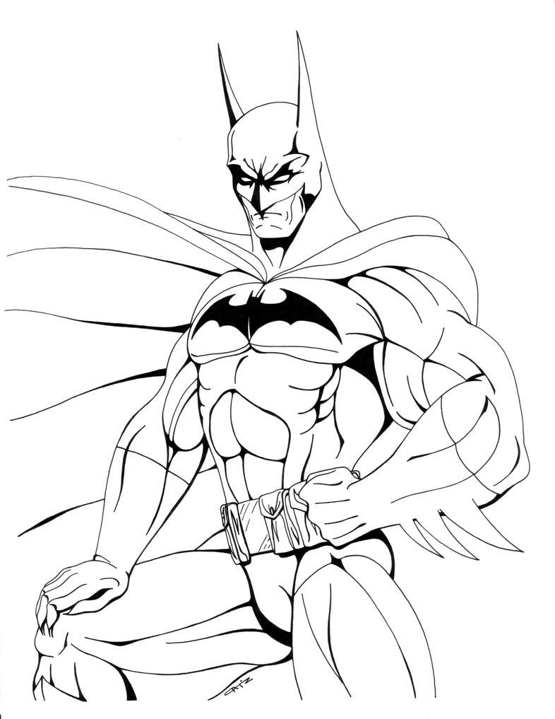 Batman The Dark Knight 2 By ESO2001 On DeviantArt