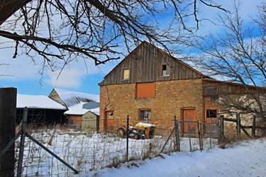 Rural Winter by abekowalski