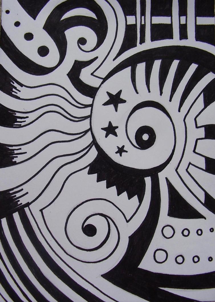 Shell pattern by blackbirdrose