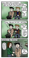 SPN: I Was Supposed To Lie? by blackbirdrose