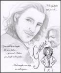 Gwaine - Eoin Macken