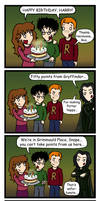 HP: Snape, the Party-Pooper