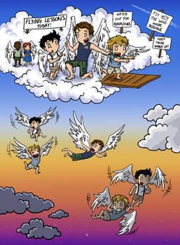 SPN: Flying Lessons