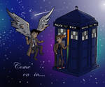 Superwho: Come On In...