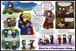 Merlin Miscellany SPOILERS