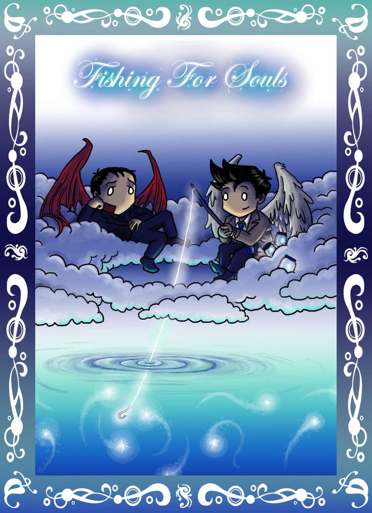 Fishing for Souls by blackbirdrose