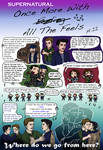 SPN: Once More With All The Feels pt.II