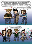 SPN: Of Vice and Men