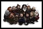 The Hobbit: Dwarf Circle Time