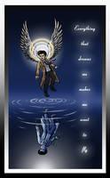 Castiel - Counting Stars by blackbirdrose