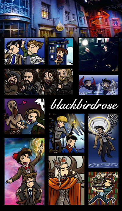blackbirdrose's Profile Picture