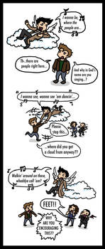 SPN: Musical What If