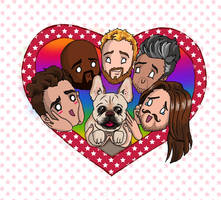 Queer Eye for the French Bulldog