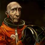 Tony The Astronaut
