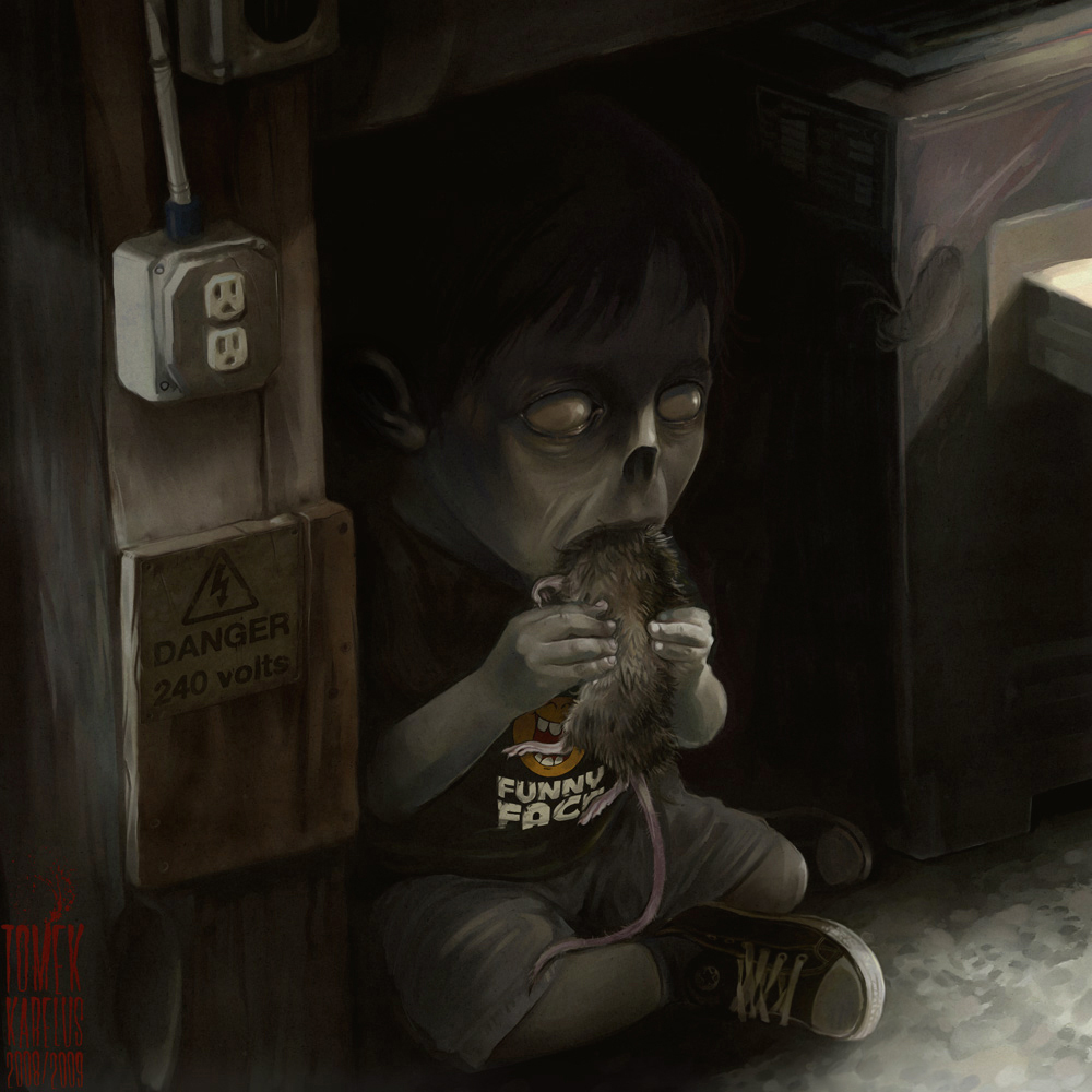 Basement Snack By Karelias On DeviantArt
