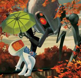 autumn to come by Karelias