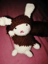 Brown Bunny by insilverscript