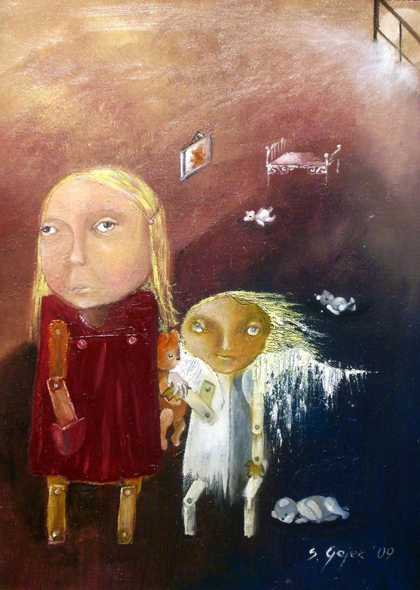 Road To Dream by Monica-Blatton