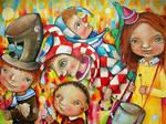 Joy March by Monica-Blatton