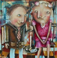 Rendez-Vous by Monica-Blatton