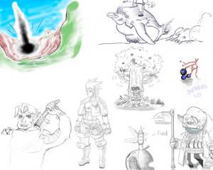 Sketch Compilation 3
