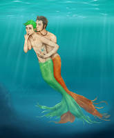 This must be underwater love by Cyberfish