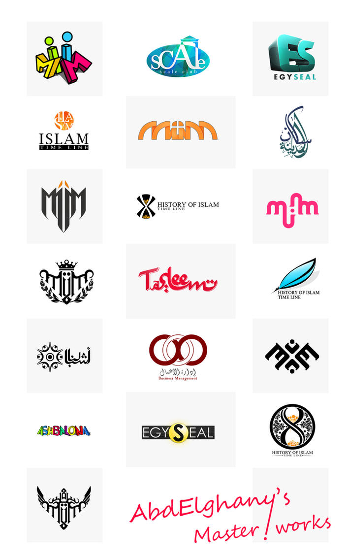 logofolio by abdelghany on deviantart