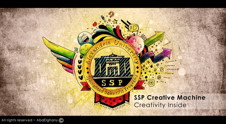 SSP Creative Machine by abdelghany