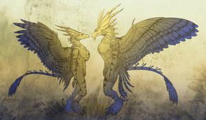 Headworld - Male and Female Aurums