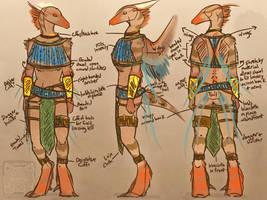 Headworld - Bladewind Clothes