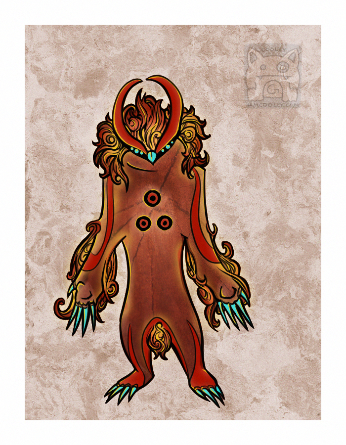 Red Taum by cooley