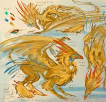 Speedpaint - Feral Bladewind Concept