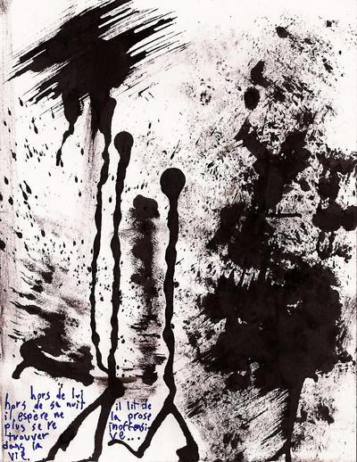 quatre angles noirs - 3 by Dosvidania