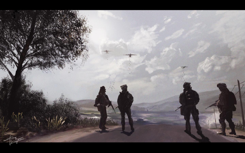 Battlefield by z0h3