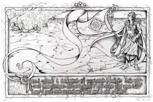 Feanor  Betrayal at Losgar by littlelea