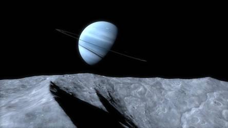 Gas Giant Horizons