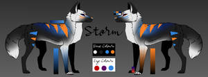 Storm REF Sheet