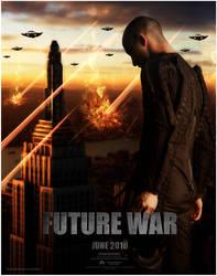 FUTURE WAR by desperadofromhell