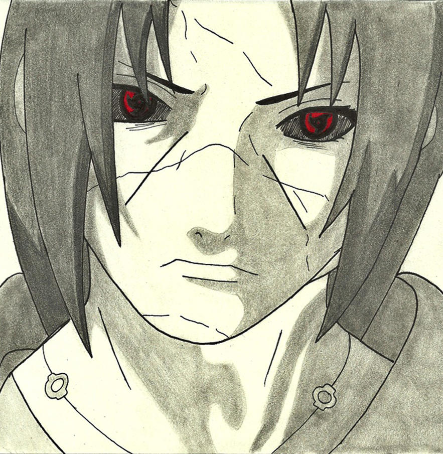What does the handsome Uchiha think of you